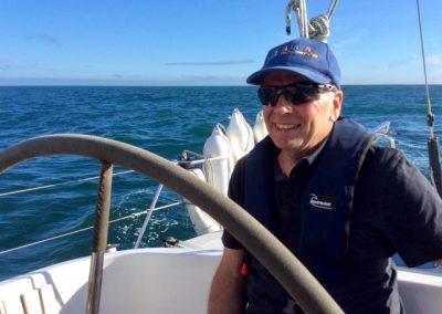 Nick - Old merchant navy man and salty sea dog