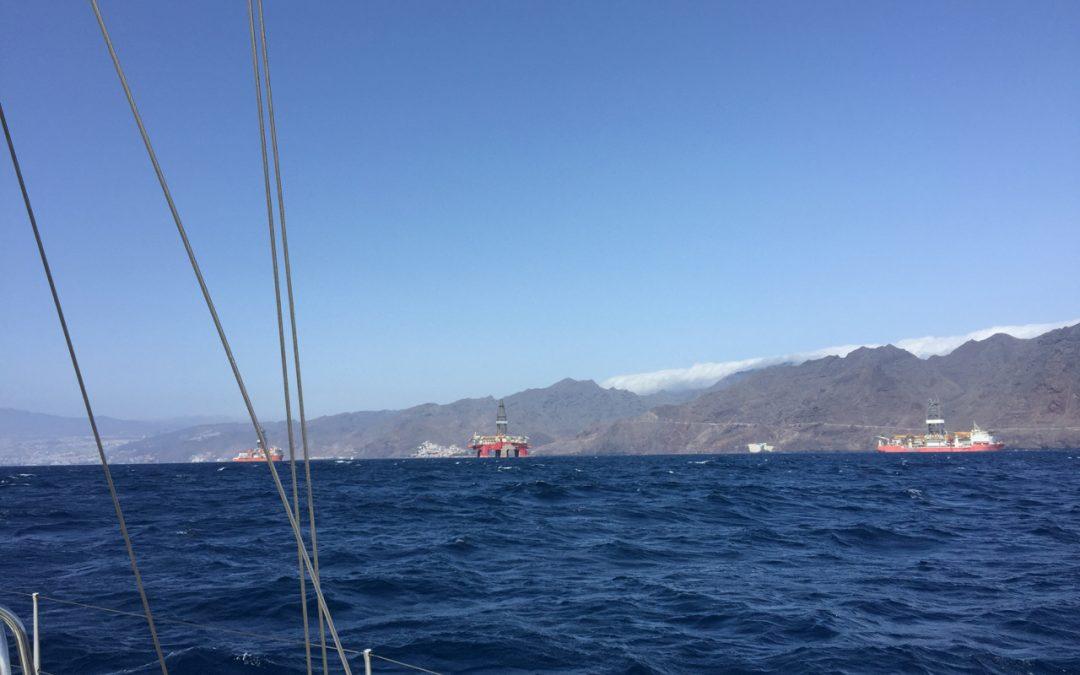 Lanzarote to Tenerife